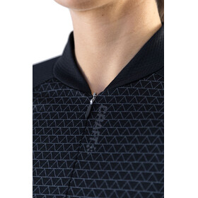 Craft Rise Fietsshirt korte mouwen Dames zwart
